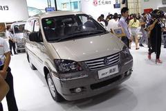 2015广州车展:新款菱智售4.99-9.99万