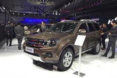 2015广州车展:哈弗H5经典版新车上市