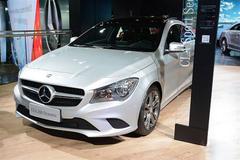 奔驰CLA 200动感型上市 售26.60万元