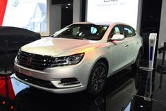 2015广州车展:荣威插电混动e950首发