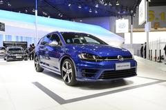 2015广州车展:高尔夫R旅行售41.38万