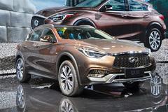 2015广州车展:英菲尼迪QX30正式发布