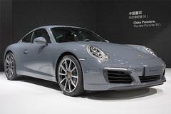 2015广州车展:保时捷新款911国内首发