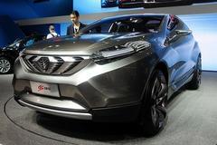 长安全新SUV CS95明年发布 对标哈弗H8