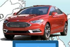 福特新款蒙迪欧最新消息 北美车展首发