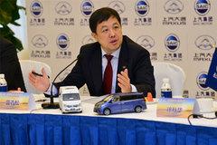 蓝青松:上汽大通乘商并举 2017年推SUV