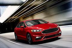 福特新款蒙迪欧官图 北美车展将发布