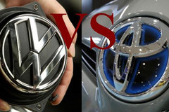大众中国销量桂冠拱手通用 全球败给丰田