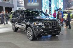 2016北美车展:Jeep全系75周年版亮相