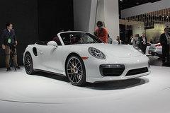 2016北美车展:保时捷新款911 Turbo