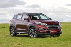 2015中国汽车年度紧凑SUV:新一代途胜