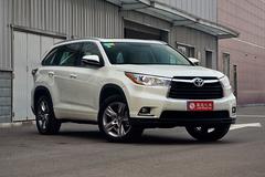 2015中国汽车年度中型SUV:丰田汉兰达