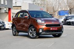 2015中国汽车年度小型SUV:起亚KX3傲跑