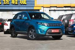 2015中国汽车年度城市SUV:铃木维特拉