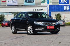 2015中国汽车年度自主车:吉利博瑞