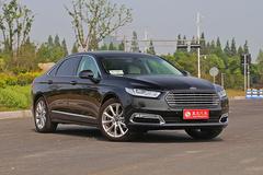 2015中国汽车年度行政级车:福特金牛座