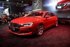 2016北京车展:DS 4S售价14.99万起