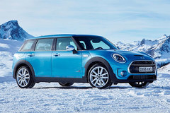 MINI CLUBMAN All 4官图 四驱CLUBMAN