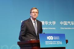 海兹曼:高电压充新能源车将在中国实现