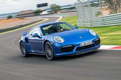 试驾保时捷新款911 Turbo 有你才精彩