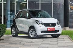 smart fortwo新增车型 售15.60-17.60万