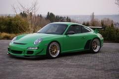 保时捷911 GT3 RS改装版曝光 动力增加