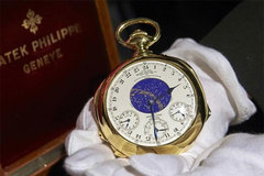 日内瓦车展策划:1块手表=10辆迈凯伦P1