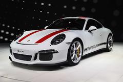 2016日内瓦车展:保时捷911 R正式发布