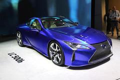 雷克萨斯北京车展阵容 3款首发新车