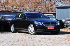 2016款奔驰S级上市 售110.8-253.8万元