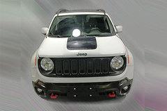 Jeep国产自由侠无伪装谍照 带低速四驱