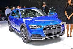 奥迪新A4 allroad欧洲发售 约32.3万起