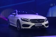 奔驰新C级Coupe正式上市 售价38.28万起