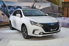 比亚迪秦EV300上市 售25.98-30.98万