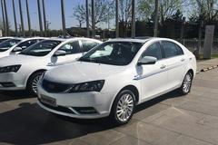 帝豪EV北京地区上市 售22.88万元起