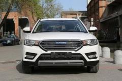哈弗H6 Coupe增1.5T车型 有望4月上市