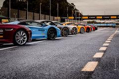 从F1到公路 赛道测试倍耐力新款PZero