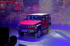 北京40系列新车型正式上市 售12.98万起