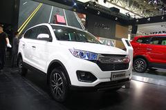 2016北京车展:力帆迈威SUV正式亮相