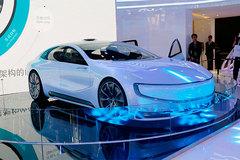 2016北京车展:乐视LeSEE概念车亮相