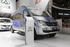 2016北京车展:上汽大通V80氢燃料电池版