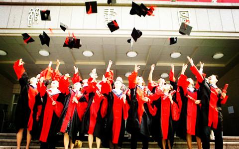 毕业了,我的大学