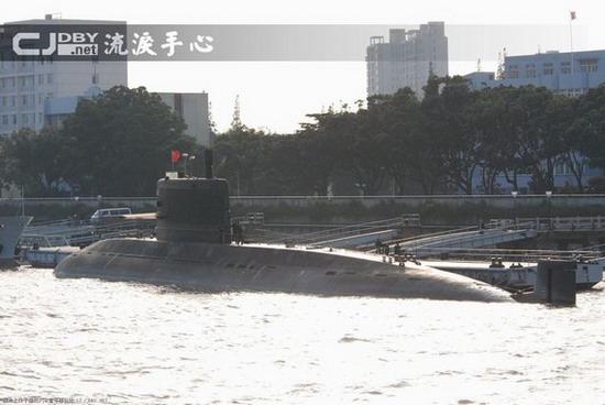 中国将引进俄超静音潜艇 或部署于东海基地