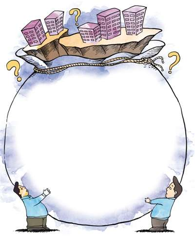 纳入农房集团的海博股份能否借光明集团拥有的巨量土地资源提升业绩