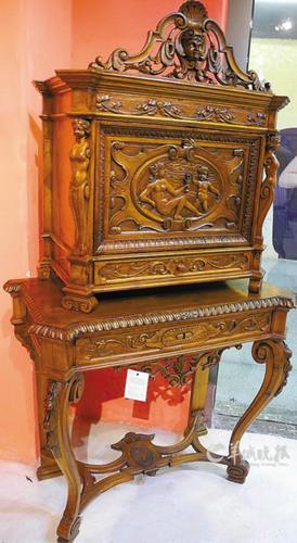 北京欧洲古董家具_