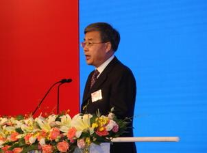 代省长郭树清在2013香港山东周启动仪式上讲话
