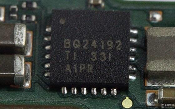 中兴ba510电源电路