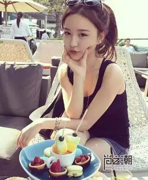 王思聪女友朱宸慧雪梨钱夫人网店年赚过亿