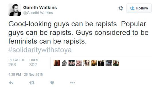 美国中专片男友说被强奸前演员同行谈女权获华强高中职校成人是还是图片