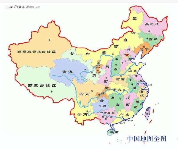 中国偏见地图发布 大数据分析用户个性画像